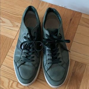 Tods hi rise sneakers